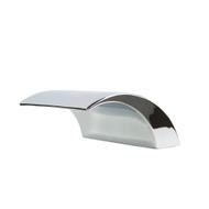 Chrome Bathroom Spout Hob Mounted