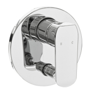 Grande Shower Mixer - Wall Mounted with Diverter
